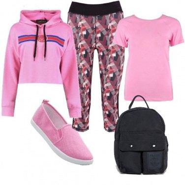 Outfit Giornata sportiva