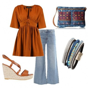 Outfit Petite Ethniques