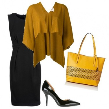 Outfit Chic yellow