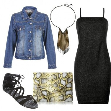 Outfit Il mio animalier
