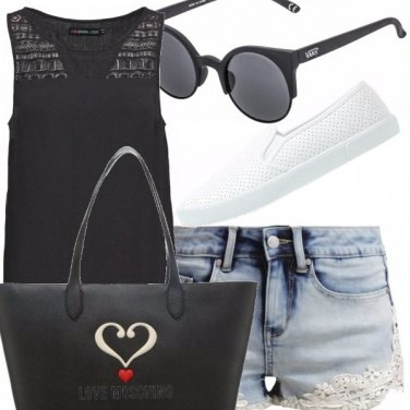 Outfit Sono comoda e fashion