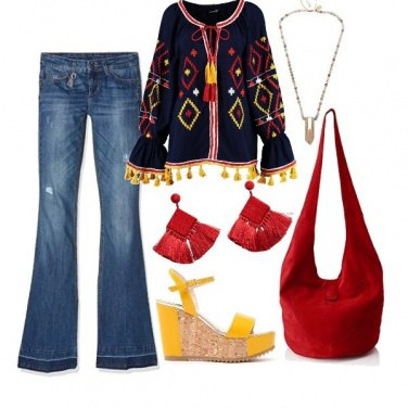 Outfit Cool \'70s