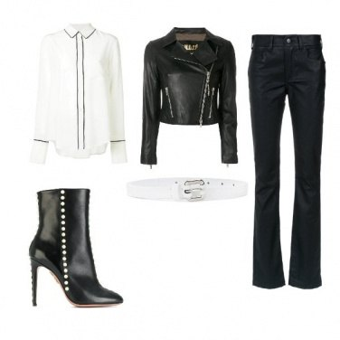 Outfit Rock or ?