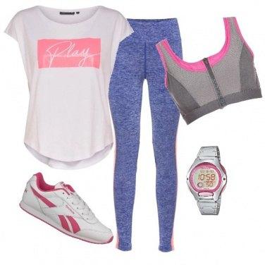 Outfit Camminata veloce