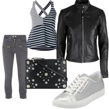 Outfit Rock style