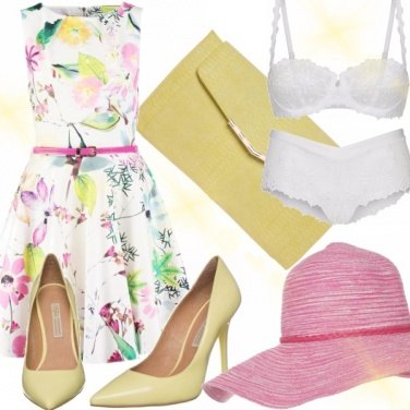 Outfit Kentucky derby