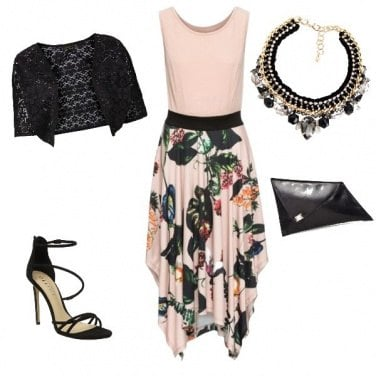 Outfit Il coprispalle