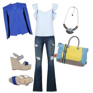 Outfit Giacca o mantella