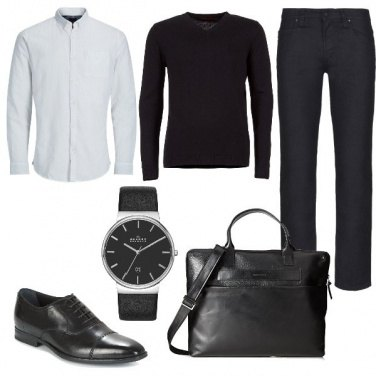 Outfit Man Casual