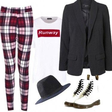 Outfit Ispirazione grunge style anni 90