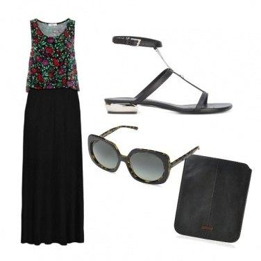 Outfit Nero di giorno