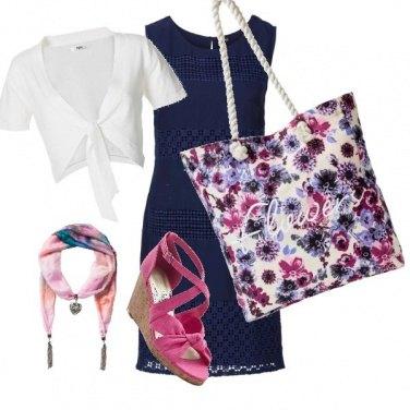 Outfit Finalmente è Primavera!