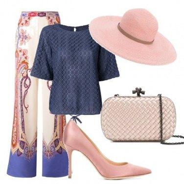 Outfit Colori nel pomeriggio