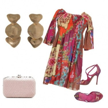 Outfit Gipsy glam