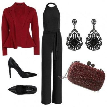 Outfit Borsetta Glam