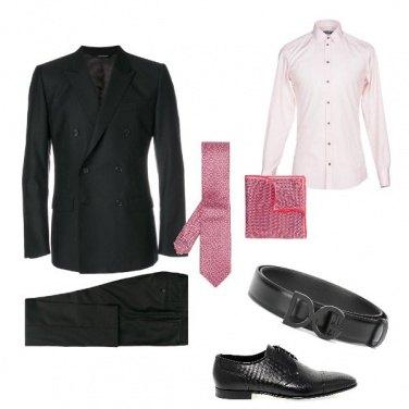 Outfit Outfit formal para altos y delgados
