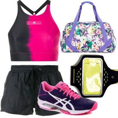Outfit Donna sportiva