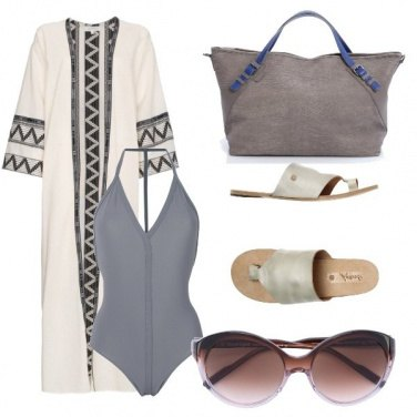 Outfit Stessa spiaggia