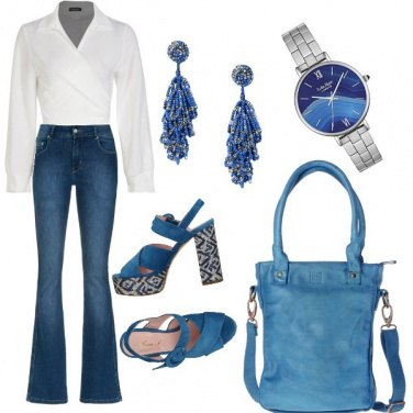 Outfit Dettagli glamour