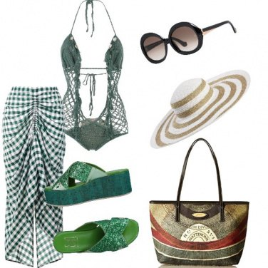 Outfit Sexi in spiaggia