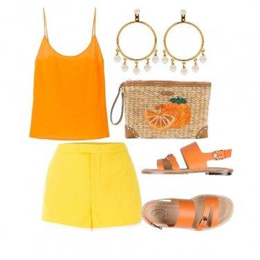 Outfit A tutta vitamina