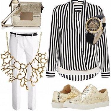 Outfit Oro del mare
