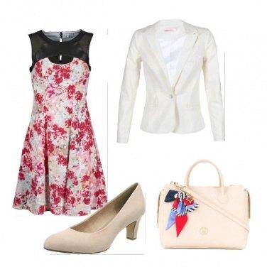 Outfit In ufficio in stile glam