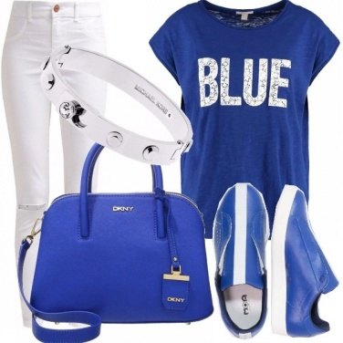 Outfit Bluemania