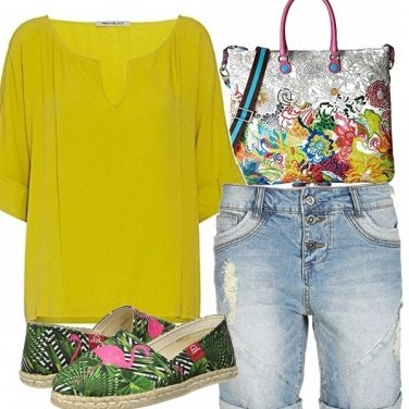 Outfit Tropicalia
