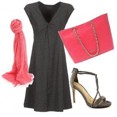 Outfit Borsa Glam con Spartoo