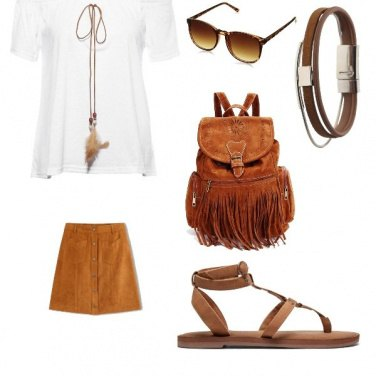 Outfit Etnico #709