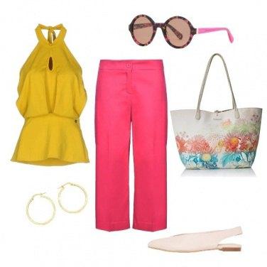 Outfit Primavere e colori !