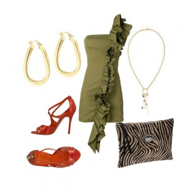 Outfit Welcome to the jungle