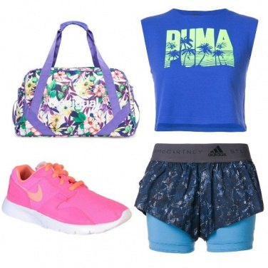 Outfit In palestra!