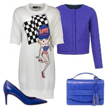 Outfit L\'abito sportivo