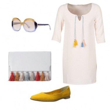 Outfit Bianco è bello