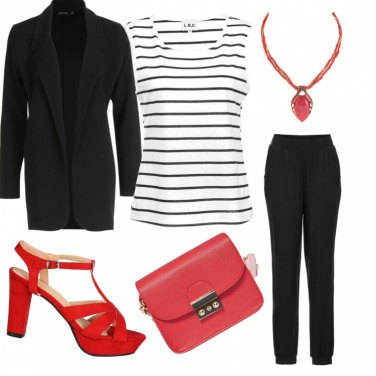 Outfit Basic #4308