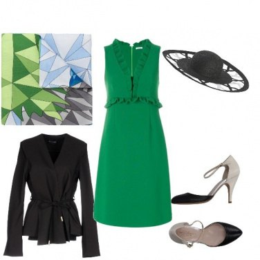 Outfit Meghan markle e il bon ton