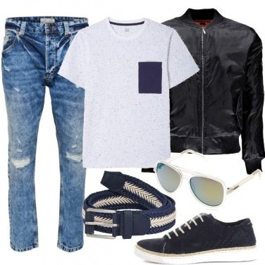 Outfit Casual #1579