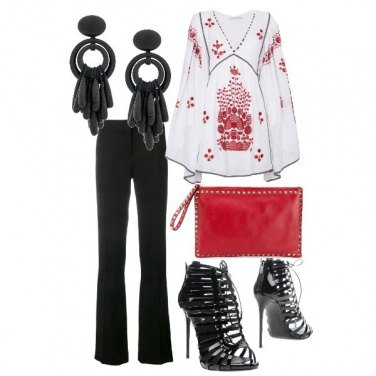 Outfit Japanese Garden