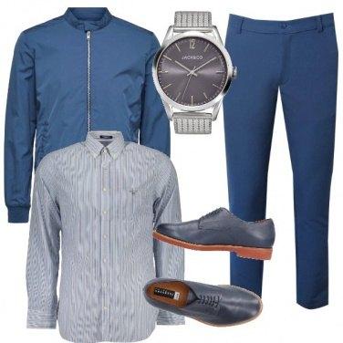 Outfit Con stile anche senza giacca