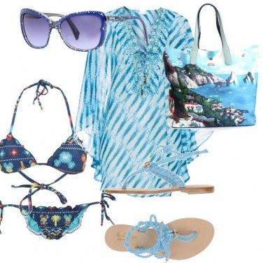 Outfit Finalmente al mare