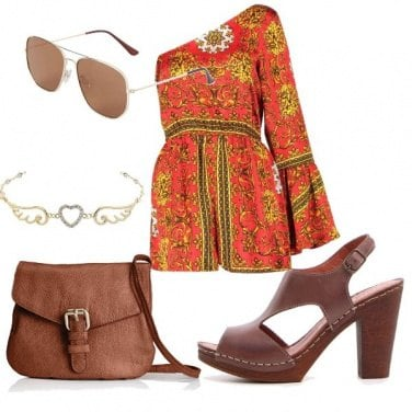 Outfit Etnico #716