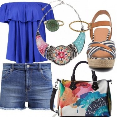 Outfit Largo agli accessori