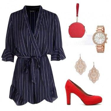 Outfit La tuta kimono