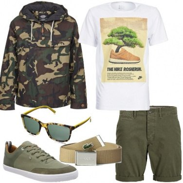 Outfit Eco friendly