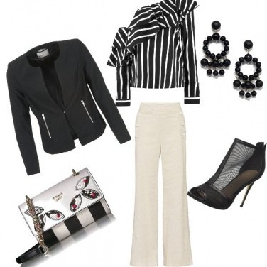 Outfit Chic #3694