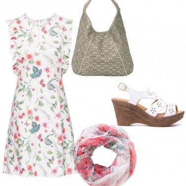 Outfit In bloom