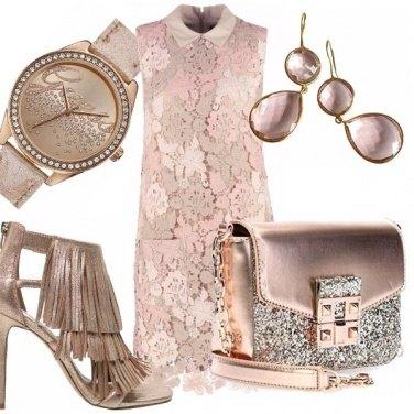Outfit Rosa prezioso