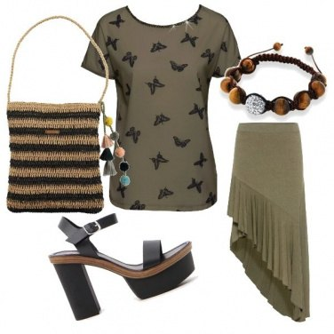 Outfit Etnico #720